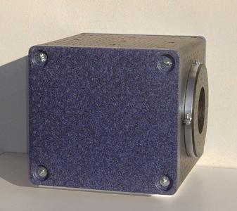 Filterbox für F7-Filter, Wird dem Lüftergerät vorgeschaltet