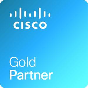 Cisco Goldpartner Logo