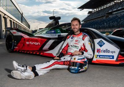 Neuer Fahrer im Team Audi Sport ABT Schaeffler: René Rast, mehrmaliger Weltmeister in der DTM und langjähriger Werksfahrer von Audi Sport / Bildquelle: Audi Media Center