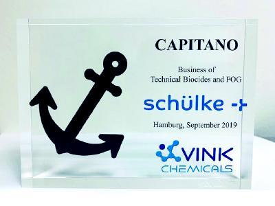 Vink Chemicals GmbH & Co. KG übernimmt mit sofortiger Wirkung das Produktportfolio der technischen Biozide sowie der Öl- und Gasadditive von von der Schülke & Mayr GmbH