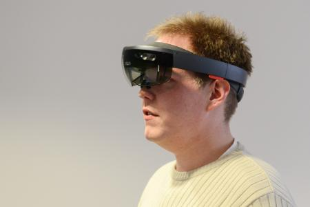 HoloLens in Aktion 2