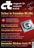 c't 14/19 Titelblatt
