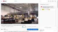 Ein Live-Stream bietet einen informativen Blick hinter die Kulissen der Logistik. Amazon hat diese Möglichkeit schon 2018 ergänzend zur Präsenzveranstaltung genutzt / Screenshot: BVL