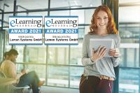 Zwei eLearning Awards für Lemon Systems GmbH.