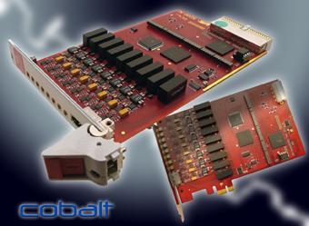 analoge Messkarten der ME-5200 cobalt-Serie