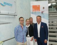 BEHNCKE GmbH gewinnt German Innovation Award 2018, Foto: Tom Lamest
