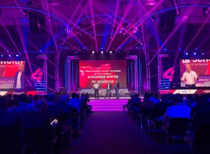 Das 4GAMECHANGERS Festival von ProSiebenSat1 PULS 4 fand in der Marxhalle Wien statt / Bildquelle: Würth Elektronik