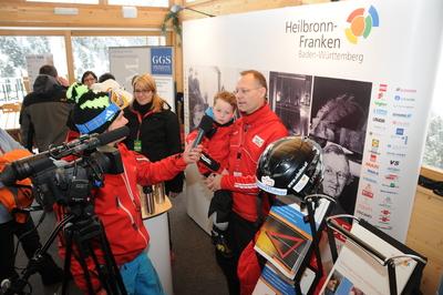 WHF-Geschäftsführer Steffen Schoch - hier im Interview mit ImstTV