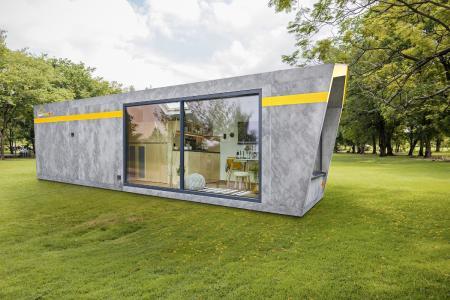 Auf 27 Quadratmetern wird neuste Smart-Home-Technik führender Hersteller präsentiert.