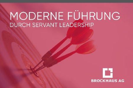 Servant Leadership – Ein Webinar der BROCKHAUS AG