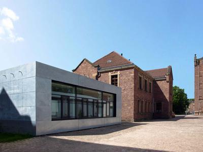 Dritte Preise der Kategorie Architektur: Druck- und Versandzentrum des Landeszentrums für Datenverarbeitung in Karlsruhe von hotz + architekten