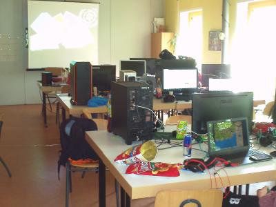 Gameparade LAN Party