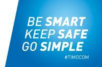 IAA Nutzfahrzeuge: TimoCom präsentiert sich mit neuer strategischer Positionierung und Markenidentität
