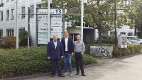 Claudio Russo Alesi, Tobias Wurm & Patrick Korte (amexus Informationstechnik)