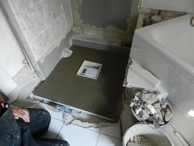 Die neue Freiheit für bodengleiche Duschen, Pentair JUNG ...