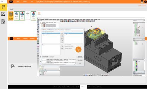 hyperMILL® in Hummingbird MES-System integriert / Bild: Hummingbird Systems