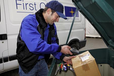 Night Star Express hat im Geschäftsjahr 2012 über 4,29 Millionen Sendungen transportiert