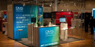 DMSFACTORY auf dem DIGITAL FUTUREcongress 2020