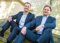 Geschäftsführer der aifinyo AG: Stefan Kempf & Matthias Bommer (v.l.n.r.)
