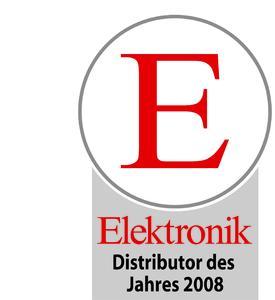 Elektronik Distributor des Jahres 2008