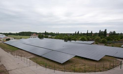 Bislang größtes PV-Projekt von Green City Energy in Rekordzeit installiert