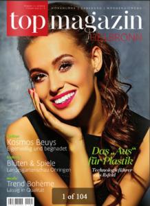 "Frühjahrsausgabe 2016 Top Magazin Heilbronn - Das ""Aus"" für Plastik"