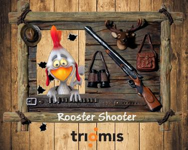 triomis Rooster Shooter