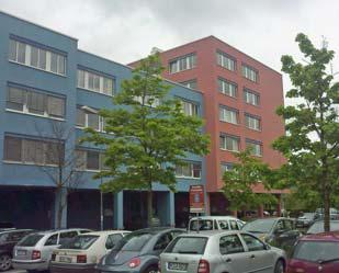 Die ALPHA COM Niederlassung liegt in der bekannten und verkehrsgünstig gelegenen Landsberger Straße. Foto: ALPHA COM