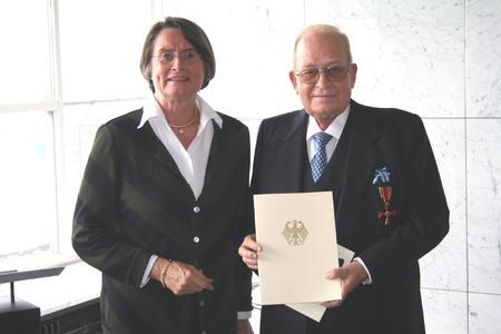 Franceschini Bundesverdienstkreuz