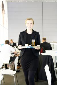 Interpret GmbH Messehostess