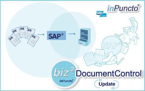inPuncto Workflow Tool für SAP erhielt ein Update