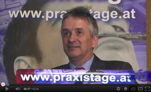 Praxistage 2012 mit Frank Bender
