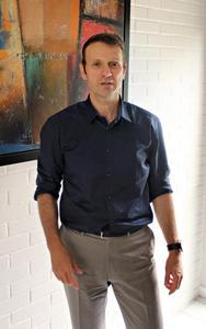 Didier Plateau, CEO von UCOPIA Communications