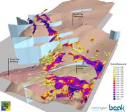 Mineral potential analysis of the German Central Ore Mountains completed