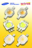 Neue Sunnix High-Power und Mid-Power LEDs von Samsung Electro-Mechanics
