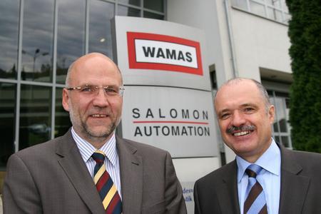 Salomon Automation wird Unternehmen von SSI Schäfer