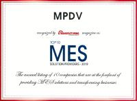 For the second time in a row, MPDV receives the
