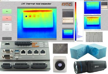 Mit Thermografie verborgene Löcher und Hohlräume detektieren