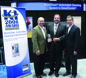 WaveClean® gewinnt Innovationspreis in den USA