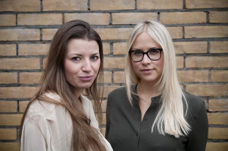 Edition F-Gründerinnen Nora-Vanessa Wohlert und Susann Hoffmann
