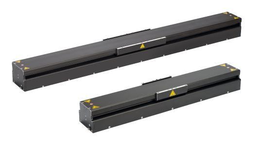 Powerful and economical: V-855 and V-857 high-load linear stage series for a fast and highly repeatable positioning in industrial precision automation. (Image: PI)