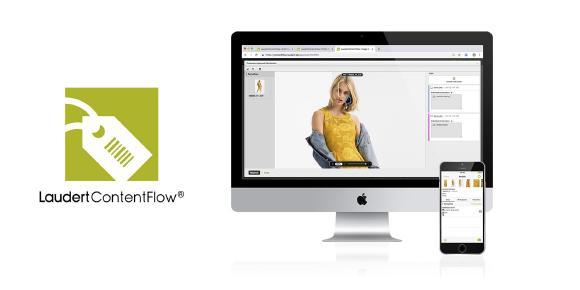 Jeder Schritt, jeder Artikel stets im Blick: Professionelle Fotostudio-Software LaudertContentFlow®