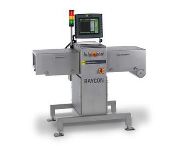 Das Produkt-Inspektionssystem RAYCON ist ein vergleichsweise kompakter und leichter Röntgenscanner für die Endkontrolle von verpackten Produkten.