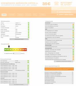 Energiepass Gebaeude Online.de Eingabeprotokoll