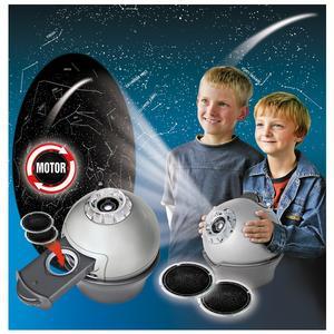 Heimplanetarium Set mit Motor und Sternschnuppenfunktion