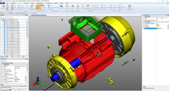 3DViewStation – Schnelle 3D & 2D Multi CAD Visualisierung, fortgeschrittene Analysen & Digital Mockup