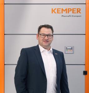 Jochen Kemper zeichnet neben weiteren Ländern jetzt auch für Frankreich und Spanien als Exportleiter verantwortlich / Foto: KEMPER GmbH