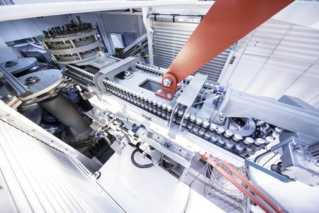 Das Modell in Bochum hat eine Kapazität von bis zu 13.500 Flaschen pro Stunde