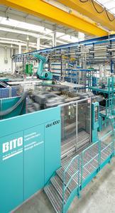 Die Produktionseinrichtung in Lauterecken ist so ausgelegt, dass sie mehrschichtig betrieben werden kann.