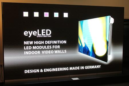 eyevis High-Quality LED Modules from the eyeLED Series